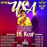 Lil Kesh Set To Embark On USA Tour