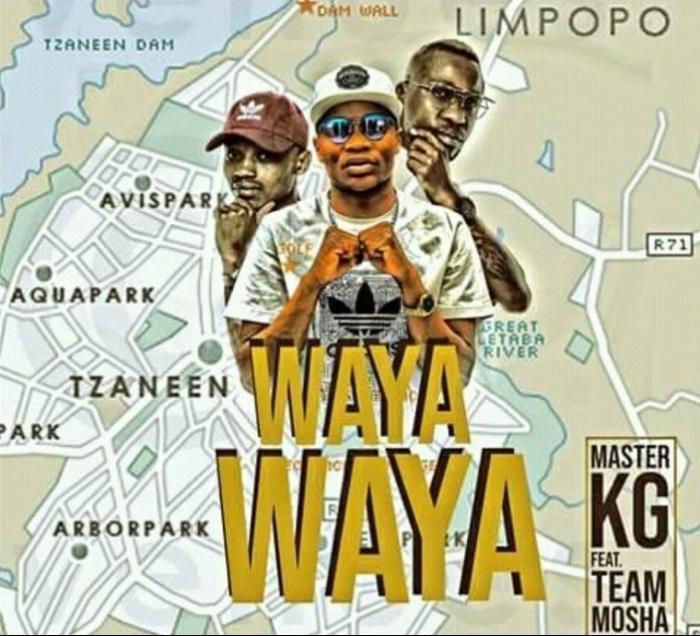 Master KG – Waya Waya ft. Team Mosha