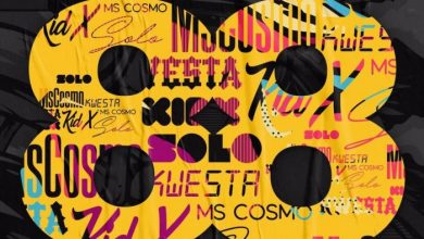 Ms Cosmo – 88 Ft. Kwesta, Kid X & Solo