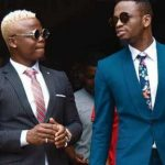 Why Harmonize, Diamond Clashed during 'Kwangaru' Shoot [Video]